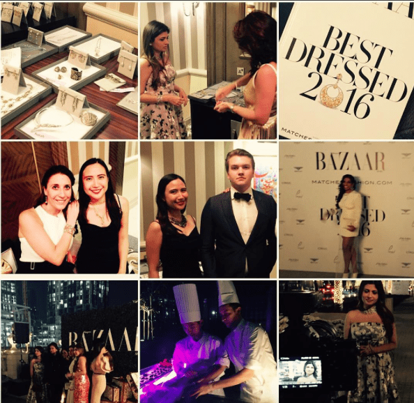 Payal New York dazzles at Harpers Bazaar Best Dressed Evening