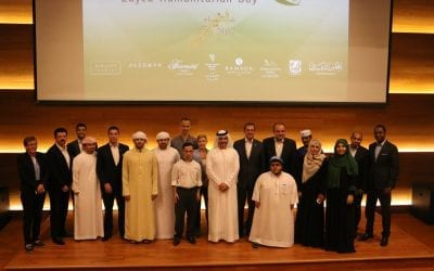 Thanani Sponsors Zayed Humanitarian Day Initiative Launched By Ajman Tourism