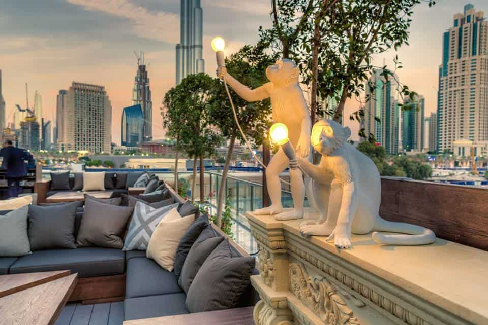 Come up and Play at Treehouse Dubai, Taj Dubai