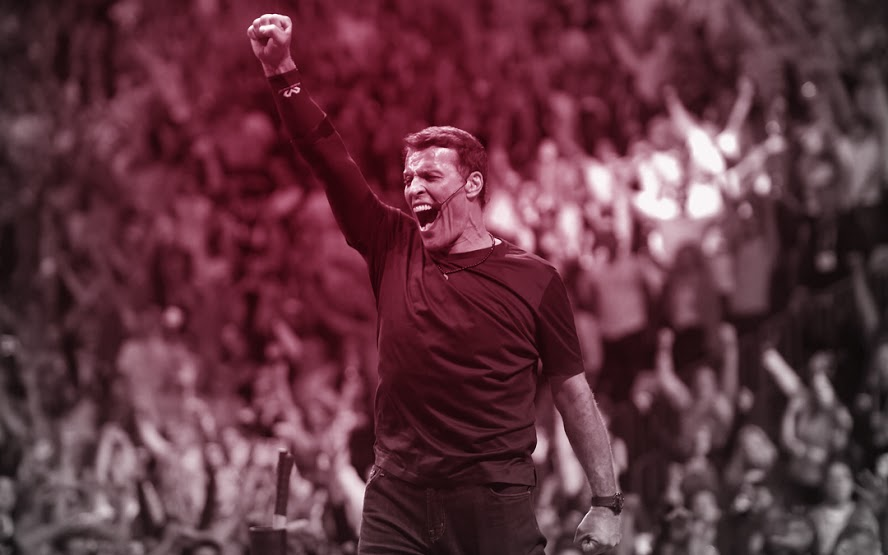 Katch Tony Robbins in Dubai this September